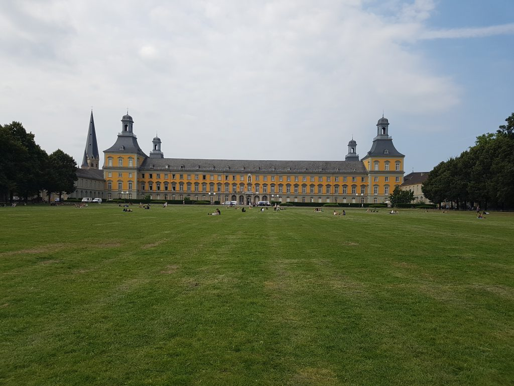 Universitätsgebäude in Bonn